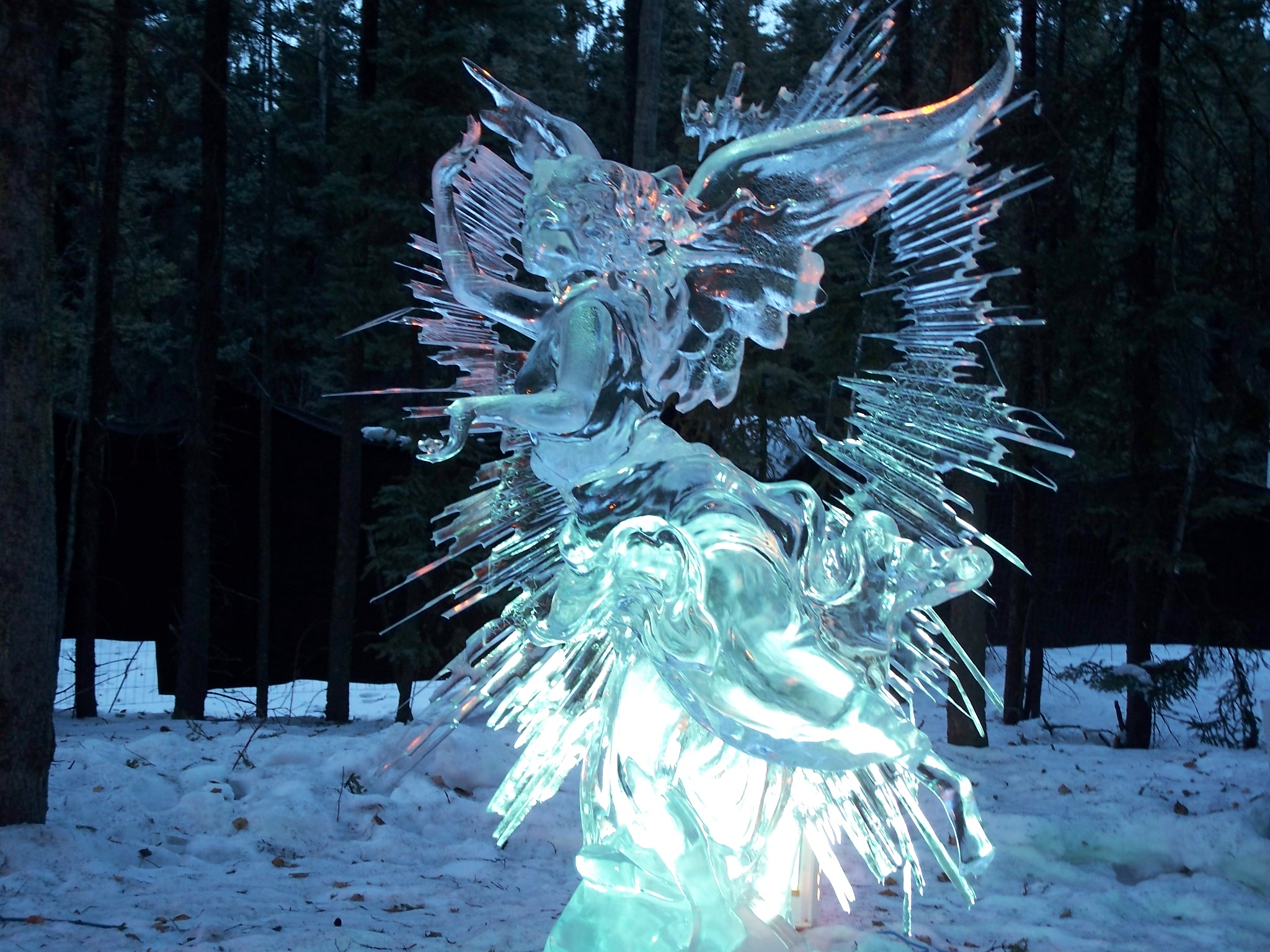 Christmas in June: Sculpture Contest - Aiel (Social Group ...