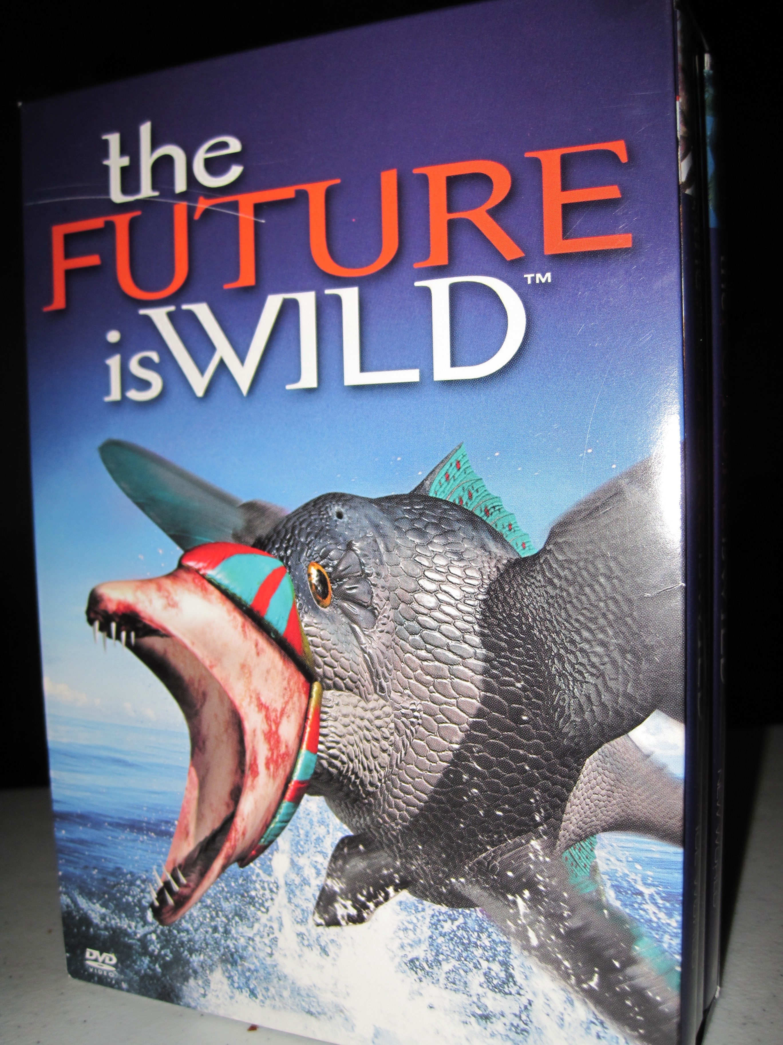 The future is wild dvd review homecoming blog