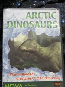 Arctic Dinosaur program cover