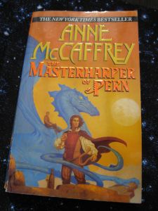 Cover, Masterharper of Pern