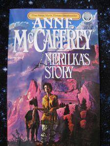 Cover, Nerilka's Story