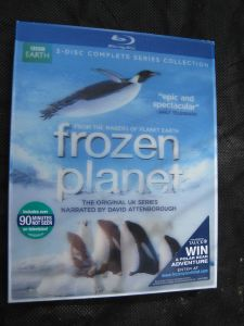 Frozen Planet DVD cover