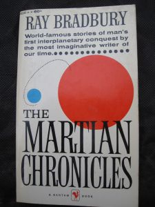 Cover, Martian Chronicles