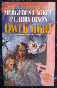 Owlknight cover