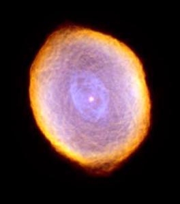 Spirograph Nebula, Hubble