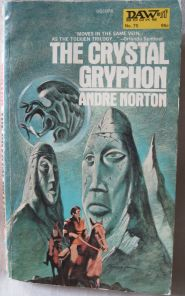 The Crystal Gryphon, Cover