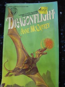Cover, Dragonflight