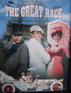 Cover, The Great RAce