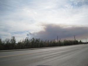 Dry Creek Fire