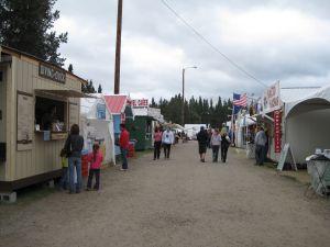 Fair concession area
