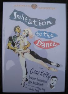 Cover, Invitation to the Dance