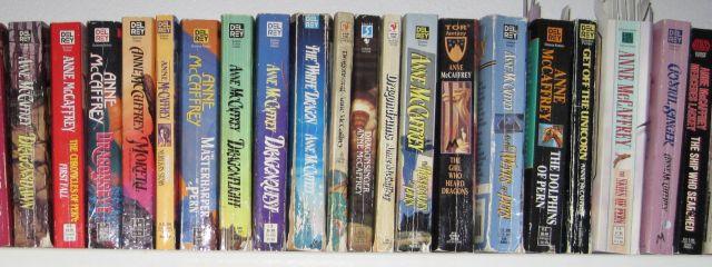 Pern books