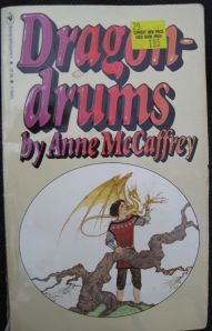 cover, Dragondrums