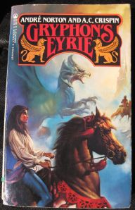 Cover, Gryphon's Eyrie