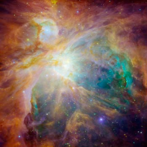 Orion Nebula, Hubble photo