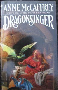 Cover, Dragonsinger