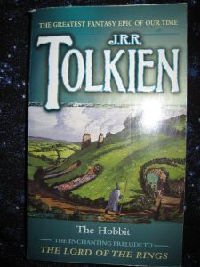 Book Cover, The Hobbit