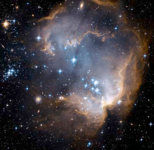 Infant Stars, Hubble