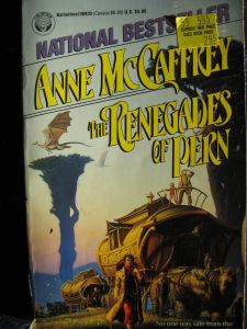 cover, The Renegades of Pern
