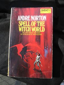 Cover, Spell of the Witch World
