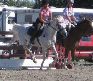 pairs jumping