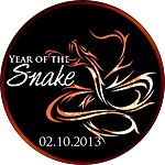 Snake blog hop logo