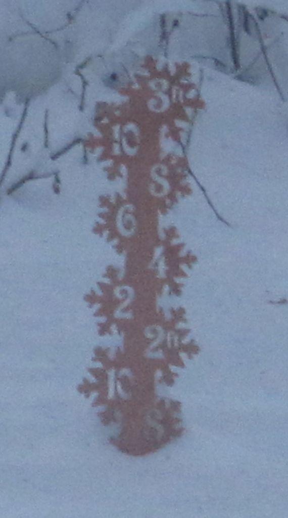 Snow Stake