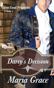 Darcy's Decision book cover