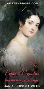 Pride and Prejudice blogfest