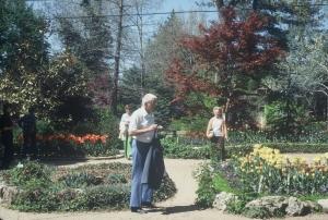 Bartlett Arboretum, Belle Paliane KS