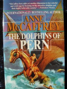 Cover, The Dolphins of Pern