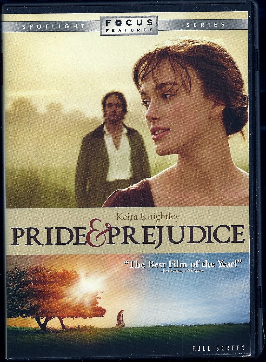 Review of Pride and Prejudice (DVD) | 'Homecoming' Blog