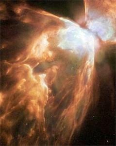 Hubble NGC 6302