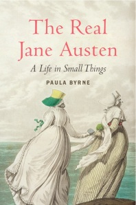 Cover, The Real Jane Austen