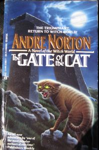 Cover, Gate of the Cat