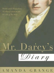 cover, Mr. Darcy's Diary