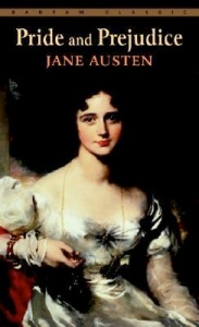 cover, Pride and Prejudice