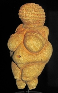 Venus of Willendorf, from Don's Maps
