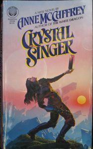 Crystal Singer Cover