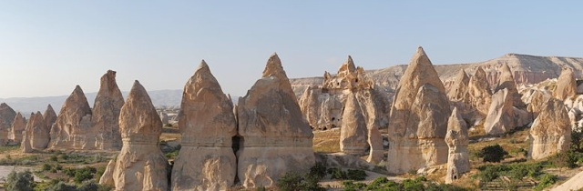 Fairy Chimneys in Turkey