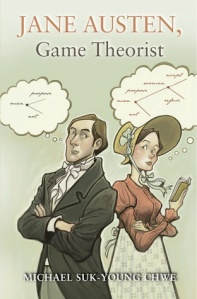 Jane Austen, Game Theorist Cover