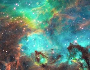 NGC2074 Hubble