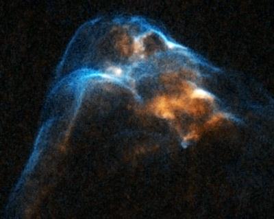 Hubble Photo; HH34