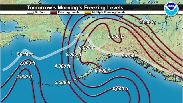 Freezing level 1-27014