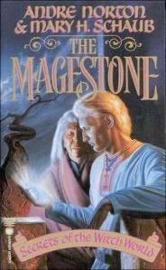 Magestone cover