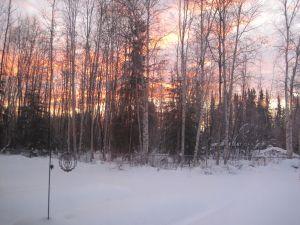 Sunrise 1-25-14