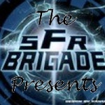 SFR Presents logo