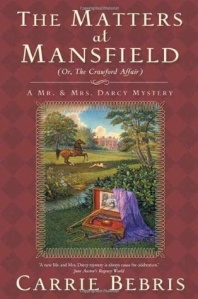 Matters at Mansfield cover