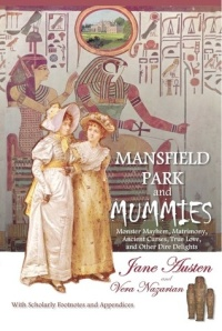 Mansfield&Mummies cover