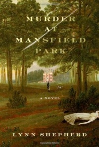 Murder at Mansfield cover